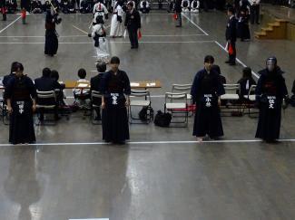 高校剣道部は東京都春季大会にてベスト32!関東予選会個人戦に出場します。