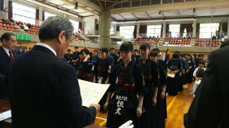 剣道部は中野区春季大会にて大活躍しました!